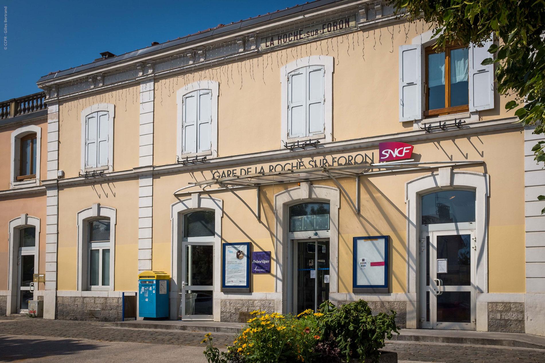 Chantier ceva communaut de communes du pays rochois - La roche sur foron office du tourisme ...